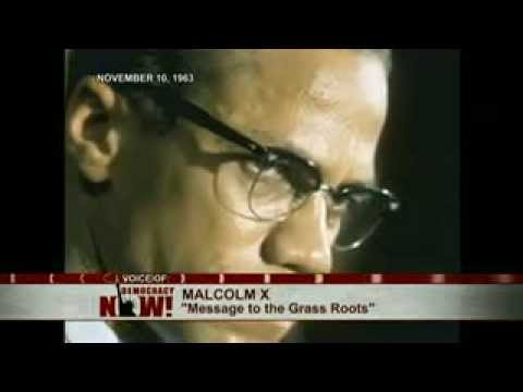Malcolm X & Gloria Richardson on the March on Washington, then & now