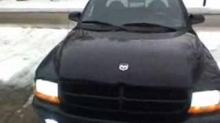 My 1997 Dodge Dakota Sport