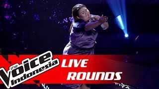 Artha - Bed of Roses (Bon Jovi) | Live Rounds | The Voice Indonesia GTV 2018 MP3
