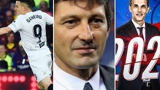 Le Barça perd la copa del Rey, Leonardo retour au Psg ? Tuchel prolonge