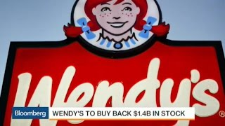 Wendy's $1.4B Buy Back Includes Some Peltz Shares