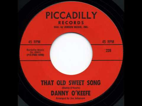 Danny O'Keefe - That Old Sweet Song