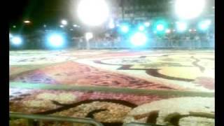 Tel Aviv Israel Flower Carpet 2009 100th anniversary שטיח הפרחים בתל אביב
