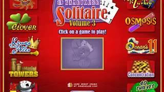 Super GameHouse Solitaire Vol  3 ~ Windows PC