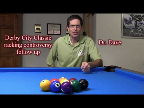 9-Ball Rack Manipulation and Breaking Cheats