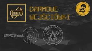 DARMOWE wejściówki na ExpoShooting i Poza Szlakiem!!!!