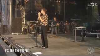 Foster The People - Call It What You Want (Live @ Lollapalooza 2014)