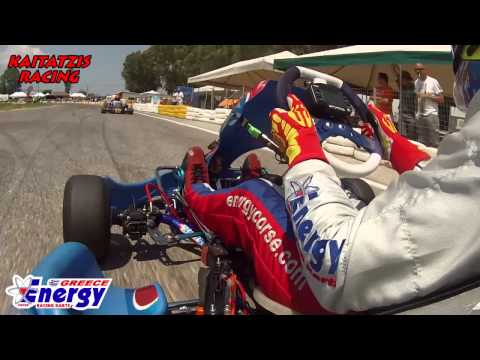 GoPro Hero3- Karting LOUX CUP 2013 - ENERGY GREECE- Vasilopoulos Giorgos