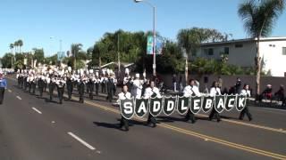 Saddleback HS - National Fencibles - 2012 La Palma Band Review