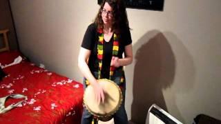 Sambalouco Samba Reggae Djembe Rhythm