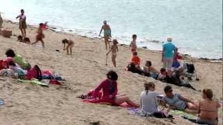 La plage de La Barre de Monts Fromentine