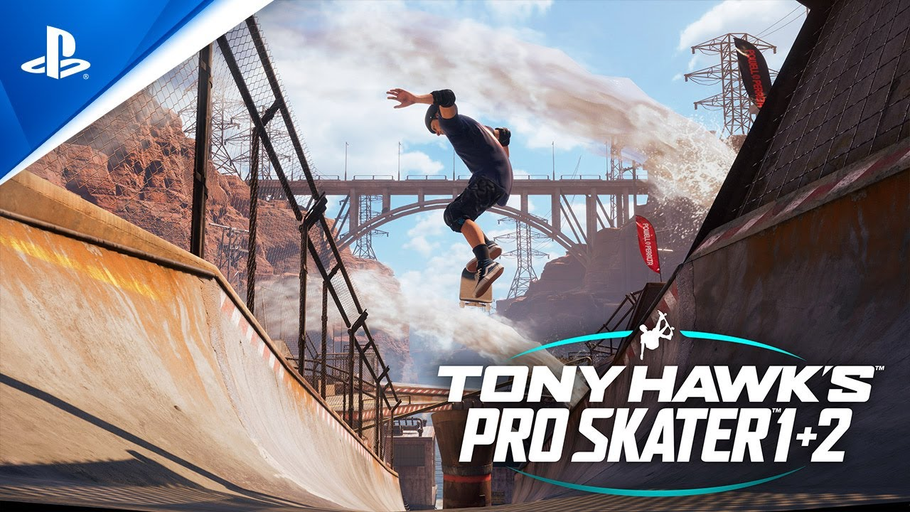 Tony Hawk trailer