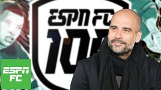 Best managers of 2018: Pep Guardiola or Jurgen Klopp for No. 1?   ESPN FC 100