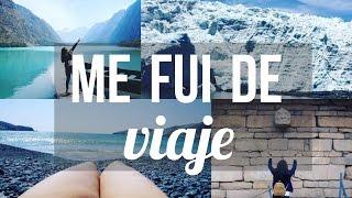 VIAJE A HUARAZ - CASI SE ME SALE EL CORAZÓN - ANCASH - PERU - Vlog #01