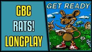 Rats! - GBC Longplay/Walkthrough #16 [720p]