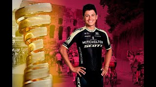 Esteban Chaves en el Giro de Italia