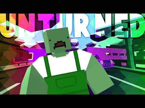 TERROR IN THE NIGHT ★ Unturned 5