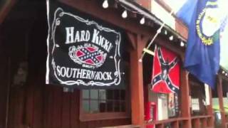 Stars and Bars: southern Pride - old Kentucky Home