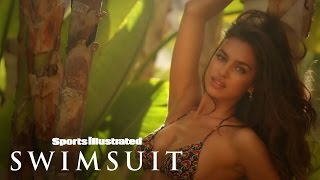 Irina Shayk Up Close - 2013 Sports Illustrated Swimsuit