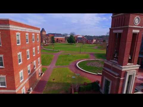 Campbell University in 4K
