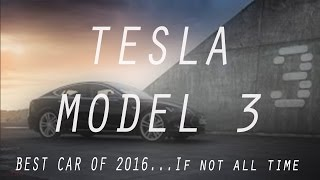 13 INSANE REASONS TO RESERVE TESLA MODEL 3 NOW!