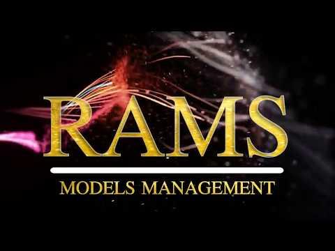 "RAMS ANNIVERSARY 4th ( Model Remaja ""Pesta Hitam""), Model by Rams Management"