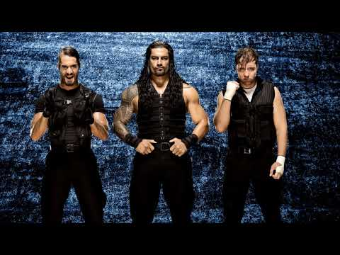 WWE: The Shield Theme Song [The Truth Reigns] (Special Op Intro) + Crowd Cheer + Arena Effects