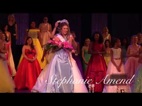 Crowning: Princess of America Superstar 2017- Stephanie Amend