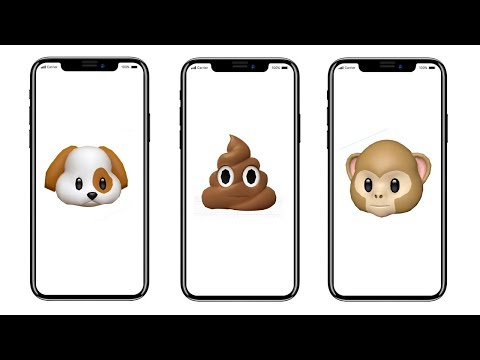 Download Youtube: iPhone X Will Let You Create 3D Animoji Using Your Facial Expressions