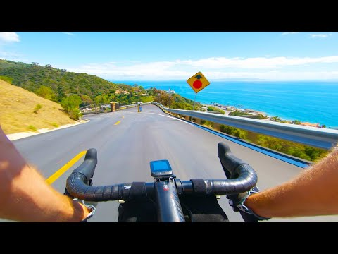 The Best Road You Can't Ride in Malibu