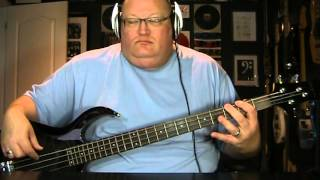 Kiss Torpedo Girl Bass Cover with Notes & Tablature