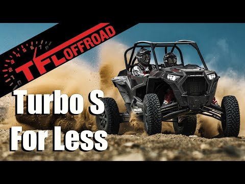 New 2019 Polaris RZR XP Turbo S Velocity Costs Less...But How Much?
