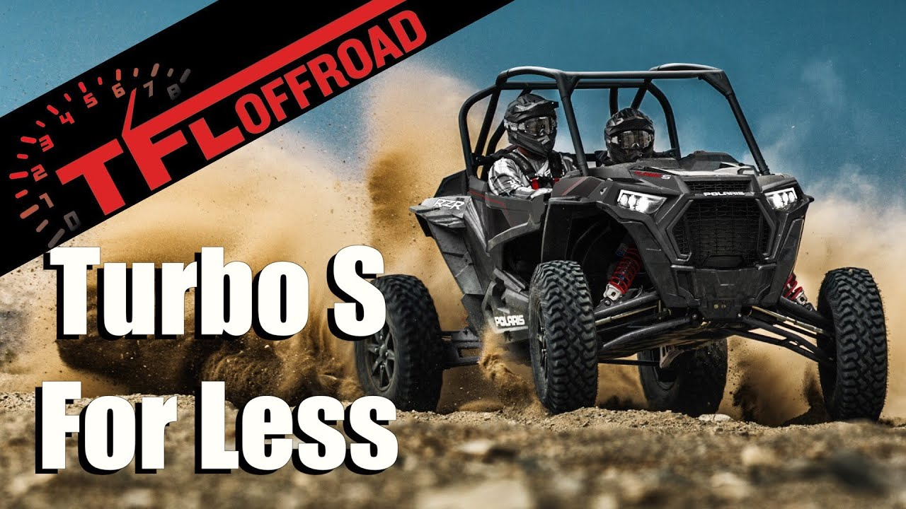 New Polaris RZR XP Turbo S Velocity is a Turbo S For Less