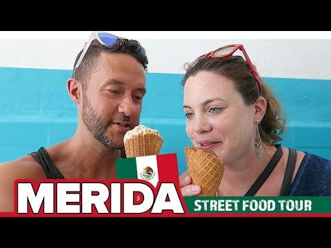 AMAZING Merida Street Food Tour!