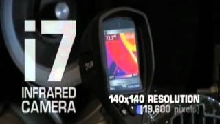 Flir i7 Infrared Camera Easy To Use Training