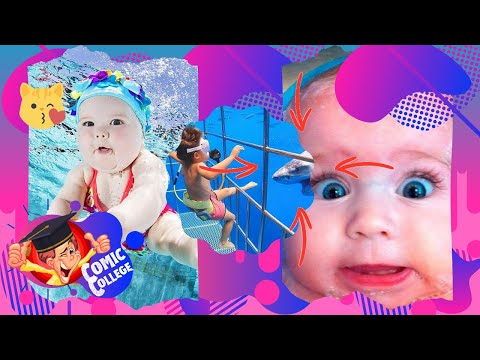 TRY NOT TO LAUGH at This Funny BABIES and KIDS Water Fails Compilation Part 1