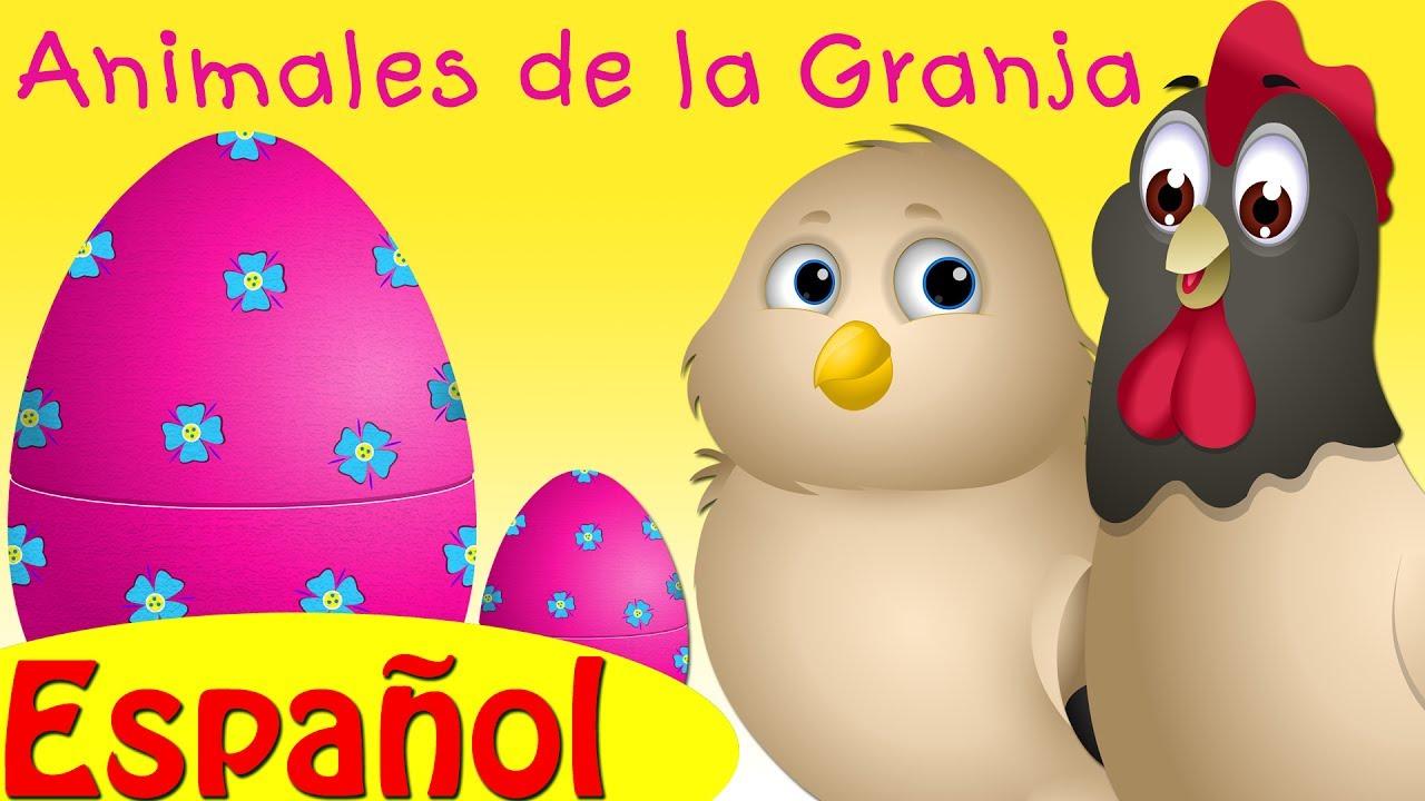 ChuChu TV Huevos Sorpresas | Animales de la Granja | Bebés de Animales & Sonidos de Animales