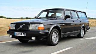 Volvo 240 Break, la brique suédoise : dès 5 000 €