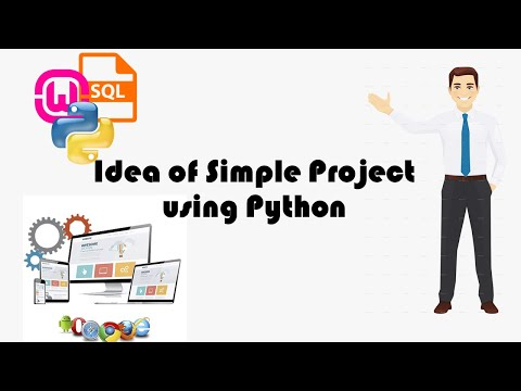 Simple Project Using Python CGI Script