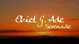 Ebiet G. Ade - Serenade (Official Lyric Video)