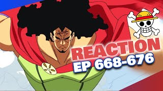 Download Mp3 Kyros Est Le PÈre De Rebecca Mais Quoi ?! - One Piece Episodes 668-676 Reaction