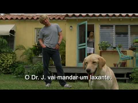 Trailer do filme Marley e Eu