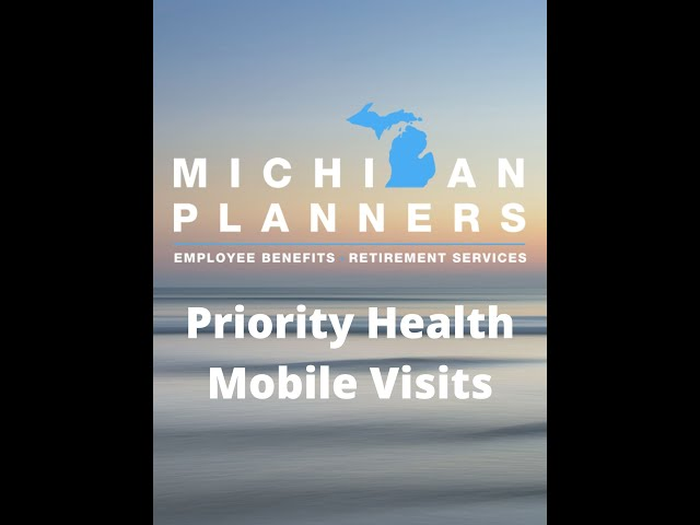 Priority Health Mobile Visits