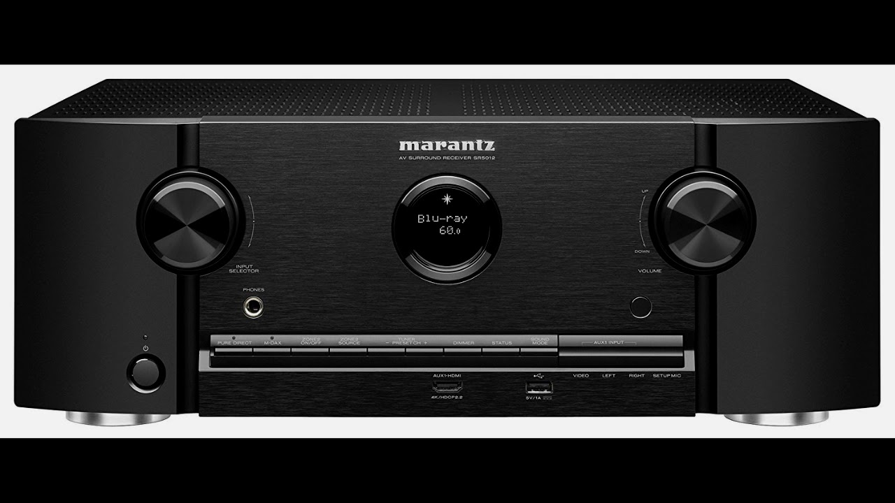 Best Home Theater Receiver 2018? Marantz SR5012 Review