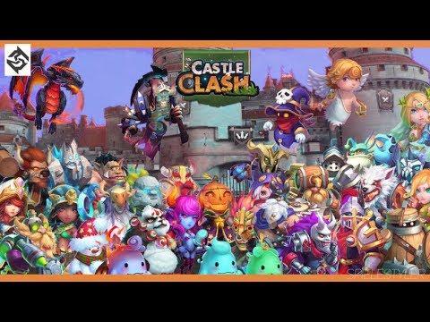 Castle Clash: Triton Roll Fails Vom Allerfeinsten XD
