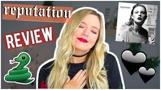 """TAYLOR SWIFT """"REPUTATION"""" REVIEW   SPILLING THE TEA!"""
