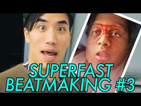 SUPERFAST BEATMAKING #3 — BIG OL' LIPS | Andrew Huang