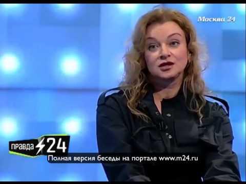 Анна Терехова готова стать бабушкой