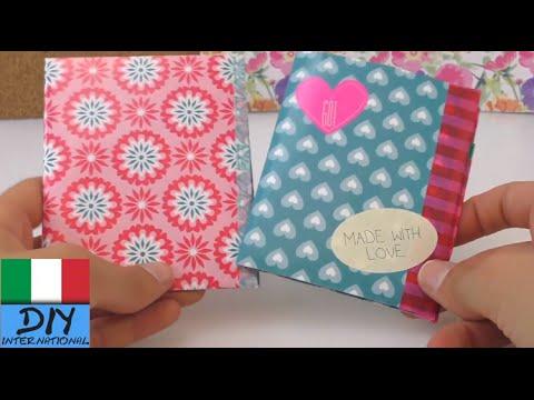 Portafoglio fatto di carta portafoglio fai da te diy portafoglio di carta compatto e - Porta cd fai da te ...