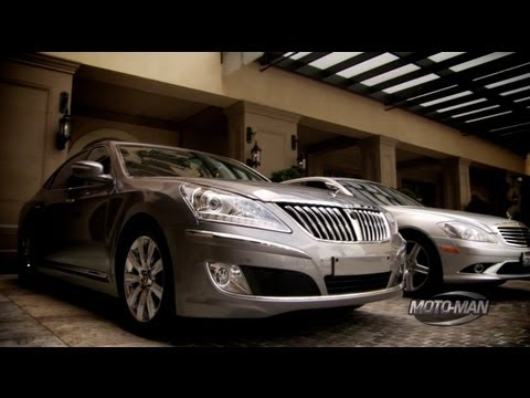 Hyundai Equus What Is Luxury